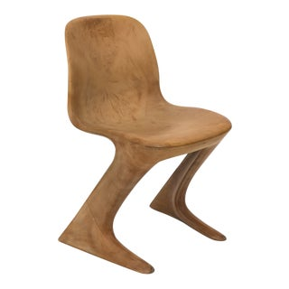 Mid 20th Century Ernst Moeckl Style Kangaroo Chair For Sale