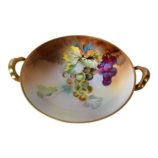 Japanese Two Handled Bowl For Sale