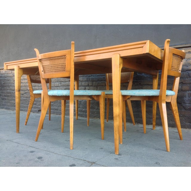 1950's Edmond J. Spence Dining Set - Image 8 of 10