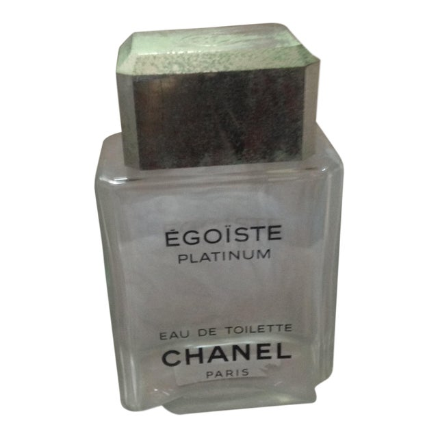 Very Large Chanel Factice Bottle - Image 1 of 3