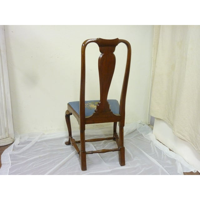 Brown 18th Century American Sidechair For Sale - Image 8 of 9