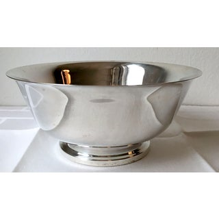 Vintage American Silver Revere Bowl Preview