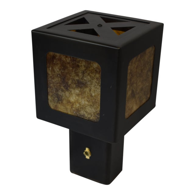 Oblik Studio Inc Cube Lamp For Sale