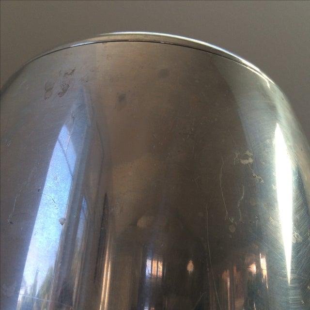Vintage Kromex Ice Bucket For Sale - Image 9 of 10