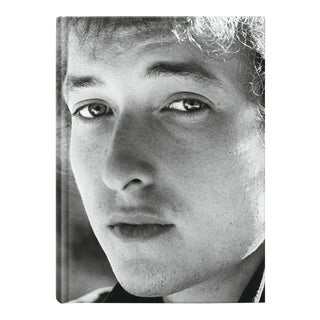 """""""Bob Dylan: A Year and A Day"""" by Daniel Kramer Photography Collection Autographed Collector's Edition For Sale"""