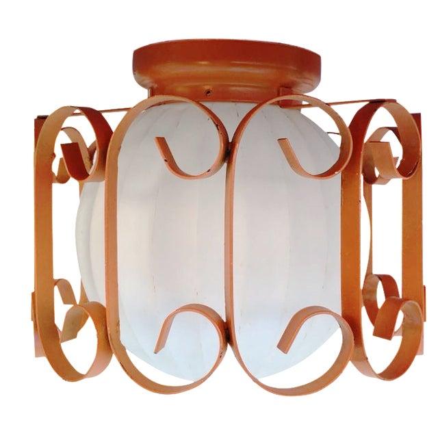 Arthur Umanoff Style Light Fixture - Image 1 of 5