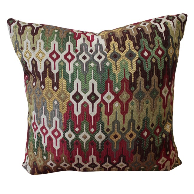 Montblanc Multicolor Pillow - Image 1 of 3
