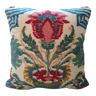 "Lee Jofa ""Sevilla"" Accent Pillow For Sale"