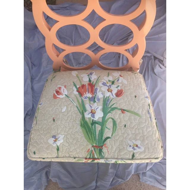 Frances Elkins Loop Chair- Set of 4 For Sale - Image 12 of 13