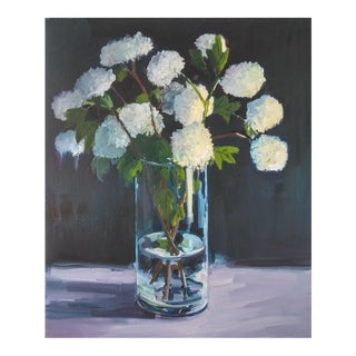 "Paula McCarty ""Hydrangeas"" Print For Sale"
