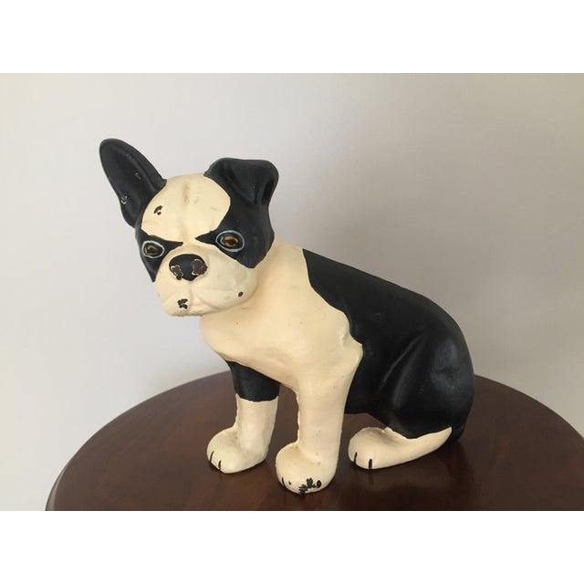 French Bulldog Cast Iron Doorstop - Image 2 of 5
