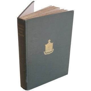 Autobiography of Van Der Kemp 1903 Book For Sale
