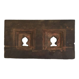 Early 20th Century Antique Hindu Shrine Frame For Sale