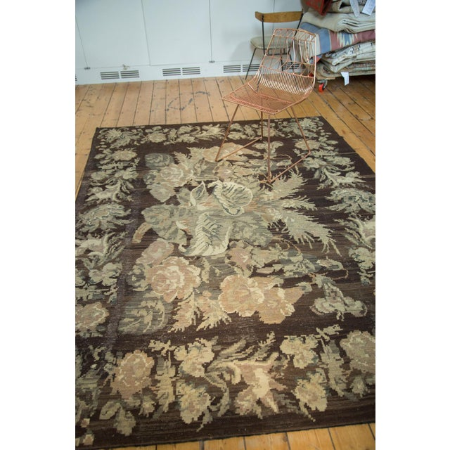 "Vintage Bessarabian Carpet - 6'5"" x 8'8"" - Image 3 of 8"