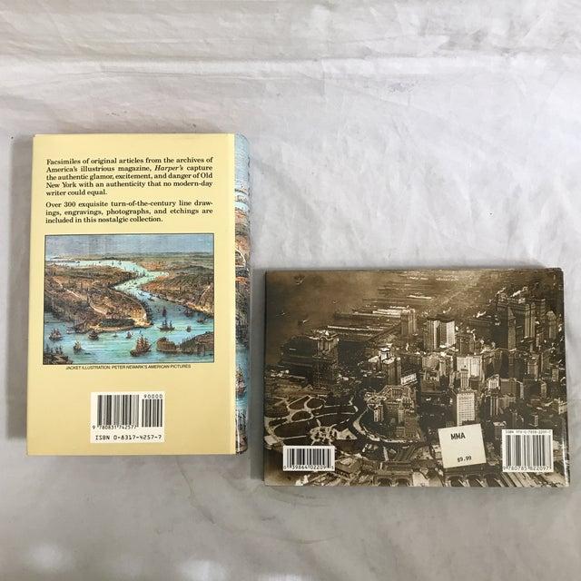 New York City Nostalgia Books - a Pair For Sale - Image 11 of 12
