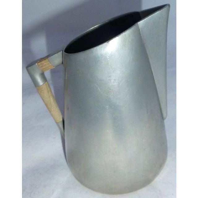 Mid-Century Coffee Pot, Tea Pot & Creamer - S/3 - Image 7 of 9