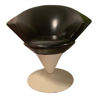 1960s Adrian Pearsall Swivel Cone Chair For Sale