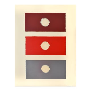 Red Domino Painting - 40 52