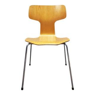 Arne Jacobsen Model 3103 Hammer Chair for Fritz Hansen, Denmark