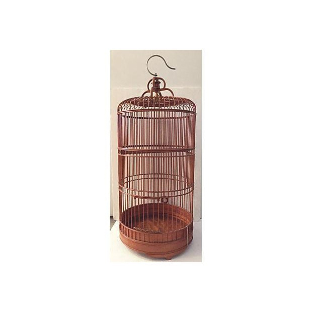 Collapsible Bird Cage - Image 3 of 8