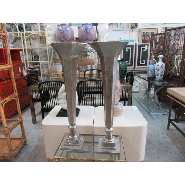 Arthur Court Vases - A Pair - Image 2 of 7