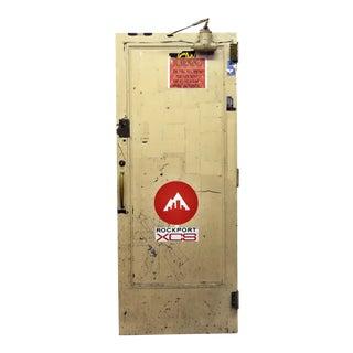Painted Bronze Fire Door