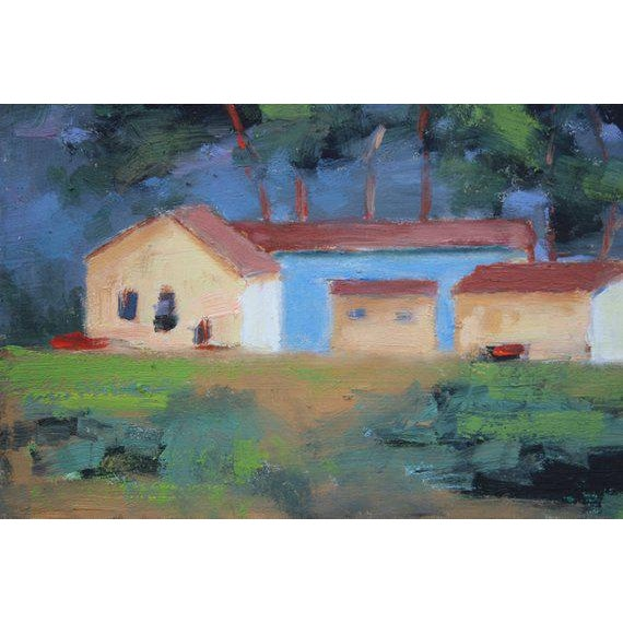 2010s Meeker Slough Contemporary Plein Air Painting For Sale - Image 5 of 7