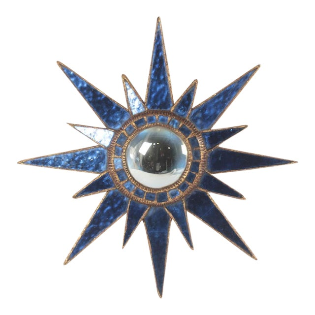 Line Vautrin Sunburst Mirror - Image 1 of 4