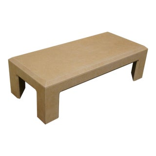 "Lane Furniture Contemporary Style 54"" Coffee Table For Sale"