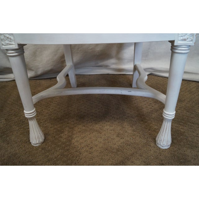 Whitewash Dining Chairs - Set of 10 - Image 10 of 10