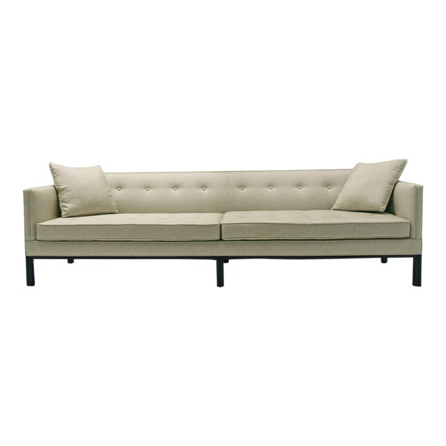 Midcentury Dunbar Sofa by Edward Wormley For Sale