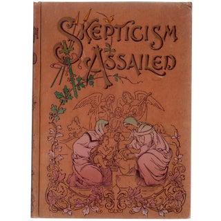 "1895 ""Skepticism Assailed"" Hon. Britton H. Tabbor Book"