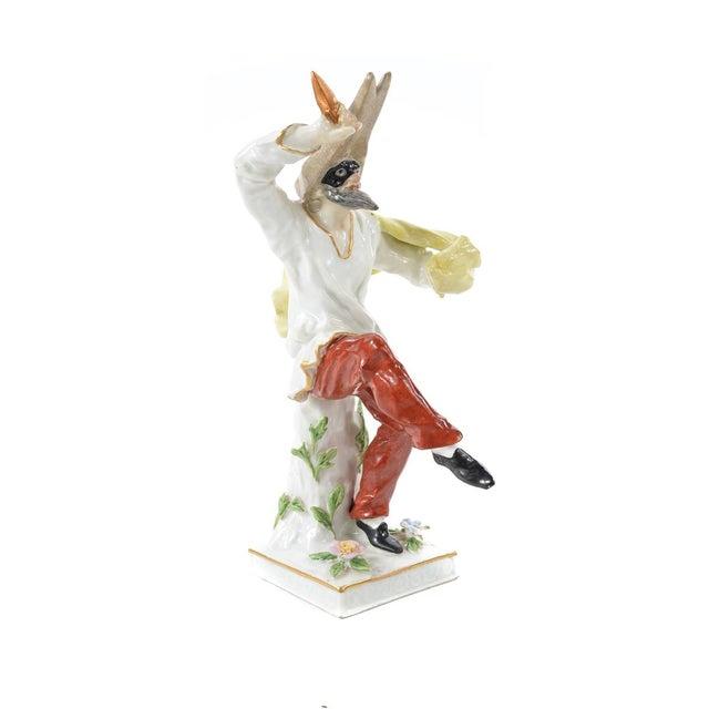 German Porcelain Commedia Dell'Arte Figurine - Image 2 of 9