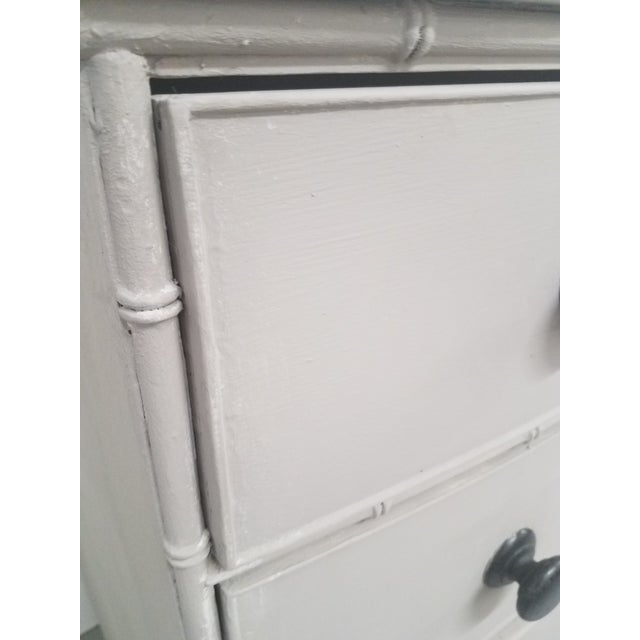 Antique English Painted Chest of Drawers For Sale - Image 10 of 13