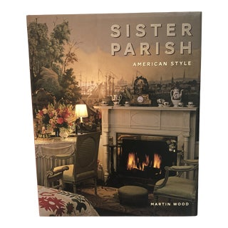 Sister Parish American Style Decorating Book For Sale