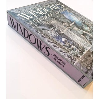 Windows at Bergdorf Goodman Special Edition Book Preview