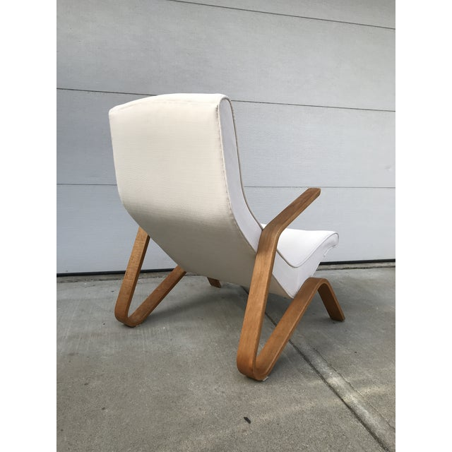 Cream Early Series Knoll Grasshopper Chair For Sale - Image 8 of 13