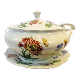 Cordon Bleu Caroline Soup Tureen For Sale