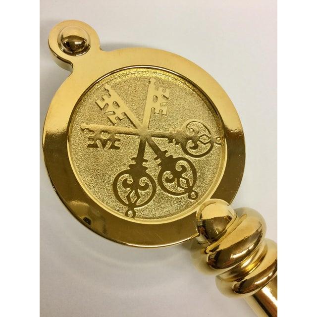 Swiss Bank Golden Key Letter Opener - Image 4 of 11