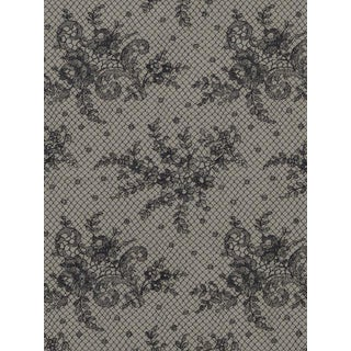 Gaultier Casino Lace Damask Fabric - 2 Yards For Sale