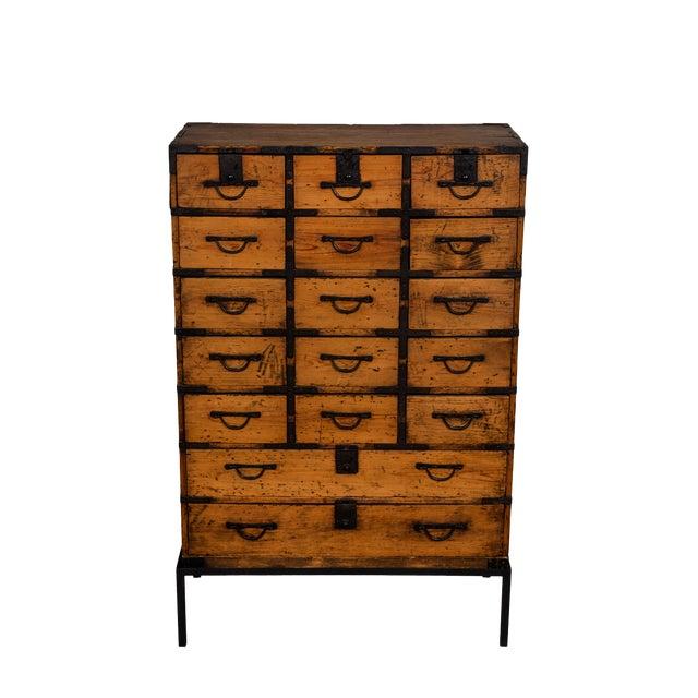 Antique Japanese Tansu For Sale