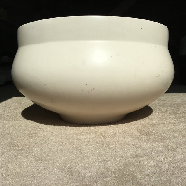 White David Cressey Architectural Pot - Image 2 of 9