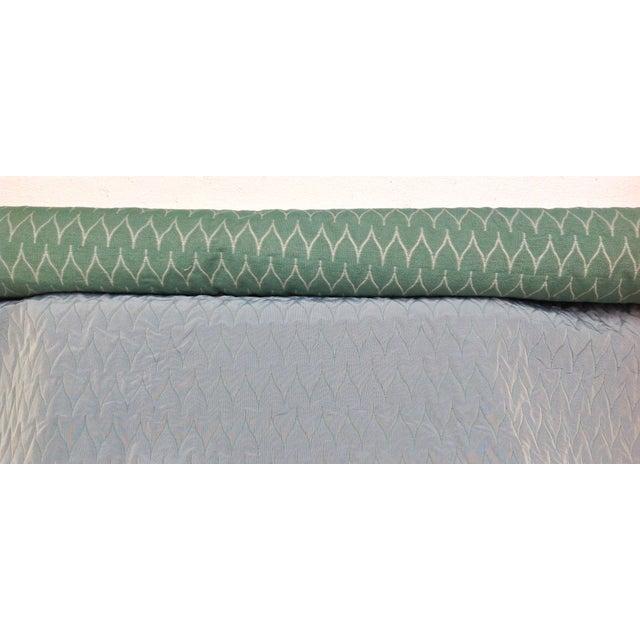 "Donghia Mattelasse Textile ""Onde"" - 4 Yards - Image 5 of 6"