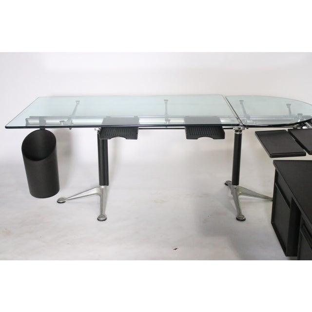 Bruce Burdick Executive Desk for Herman Miller For Sale In Chicago - Image 6 of 12