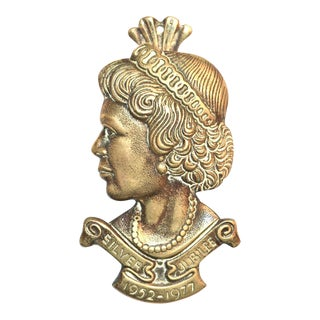 Queen Elizabeth Door Knocker