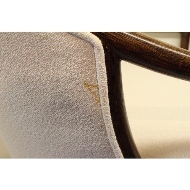 McGuire Orlando Diaz-Azcuy Aria Dining Arm Chair - Image 5 of 7