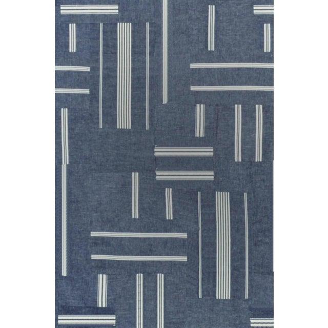 Ralph Lauren Beaumarchais Patchwork Fabric -3yds - Image 1 of 2