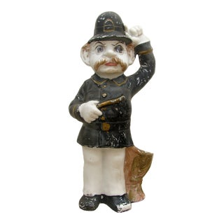 1890s English Bobby Match Striker For Sale
