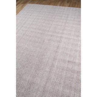 "Erin Gates by Momeni Ledgebrook Washington Brown Hand Woven Area Rug - 3'9"" X 5'9"" Preview"