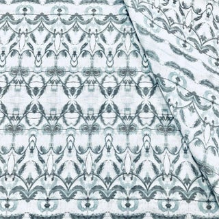 Boho Chic Eskayel Natale Linen Designer Fabric by the Yard Preview